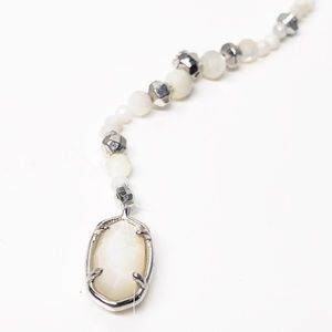 Kendra Scott Jewelry - Kendra Scott Bethany Y Ivory Mother of Pearl